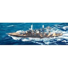 TRU-05771 USS West Virginia BB-48 1941