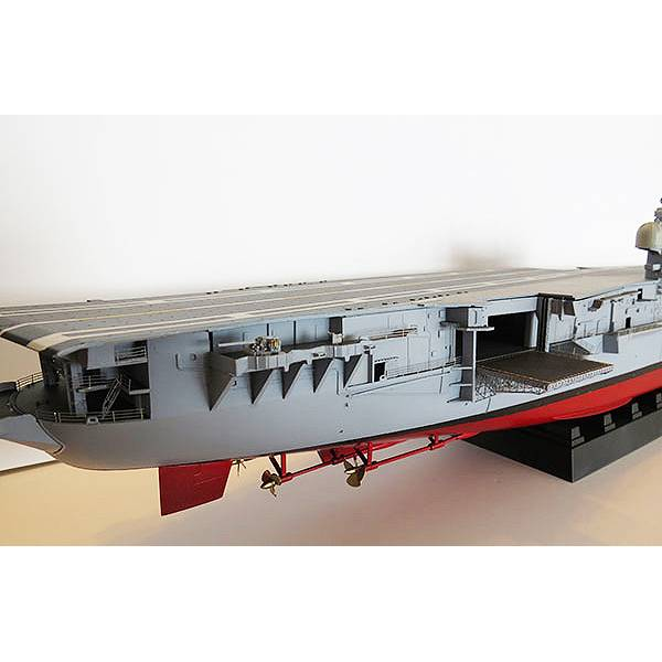 tru-64008 uss intrepid cv-11 - essex-class