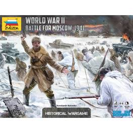 ZVD-6215 Battle for Moscow, 1941 Board Game