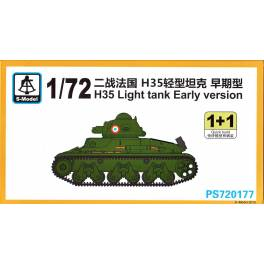 SMOD-720177 H35 French Light Tank Early version