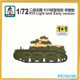 SMOD-720180 R35 French Light Tank Early version