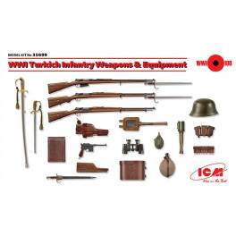 ICM-35699 WWI Turkich Infantry Weapons and Equipment