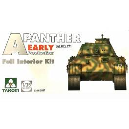 TAK-2097 Panther A Early. Full Interior Kit