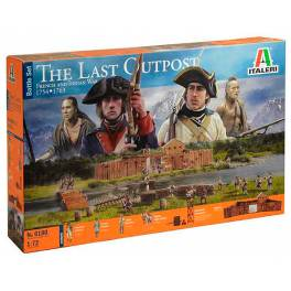 ITA-6180 The Last Outpost - French and Indian War