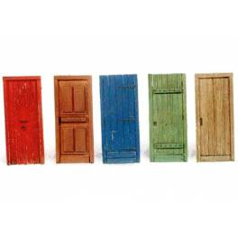 DSM-350103 Assortment Wooden Doors  Type 1