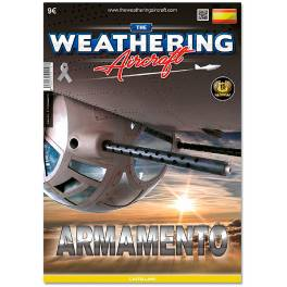 Weathering Aircraft 10 - Armamento