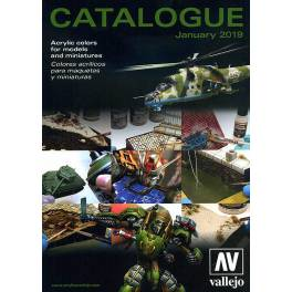 AV-CAT-J18 Vallejo 2018 Catalogue