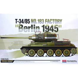 ACA-13295 T-34/85 No.183 Factory. Berlin 1945