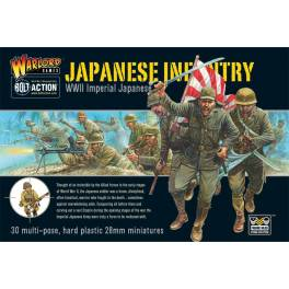 WGB-JI-02 Imperial Japanese Infantry WW2