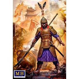 MB-24059 China War Series Zhu Yuanzhang, the founding emperor of China's Ming dynasty