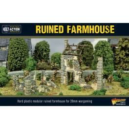 WGB-TER-10004 Ruined Farmhouse