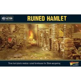 WGB-TER-10005 Ruined hamlet (3xbuildings)