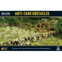 WGB-TER-36 Anti-tank obstacles