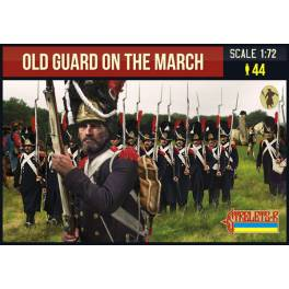 STR-181 Old Guard on the March. Flanking Companies