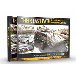 ABT-606 Their Last Path – IDF Tank Wrecks Merkava Mk.1 & 2