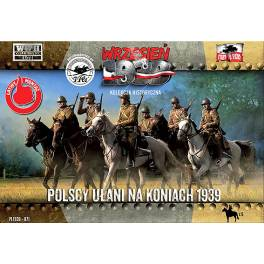 FTF-071 Polish Uhlans on horseback 1939