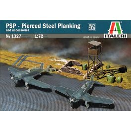 ITA-1327 Pierced Steel Planking & Accessories