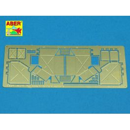 AB-48A10 Rear boxes for Panther tanks and Jagdpanter