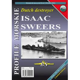 BS-PM139 Dutch Destroyer Isaac Sweers