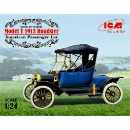 ICM-24001 Ford Model T 1930 Roadster (1/24)
