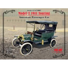 ICM-24002 Ford-T 1911 Touring. American Passenger Car