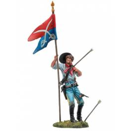 BH-0102 Wounded US Standard Bearer