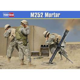 LOW COST HB-81012 M252 Mortar - 1/3 scale -