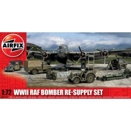 AIR-05330 WWII FAF Bomber Re-Supply Set