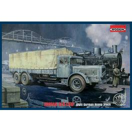 ROD-738 Vomag 8LR LKW German Heavy Truck WW2