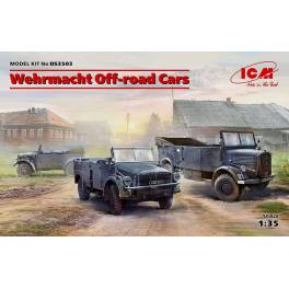 ICM-DS3503 Whermacht Off-road Cars
