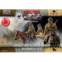 FTF-072 Polish Uhlans Command on horseback 1939