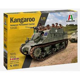 ITA-6551 Kangaroo Armoured Personnel Carrier