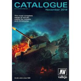 AV-CAT-19/20 Vallejo 2019/20 Catalogue