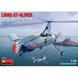 MNA-41007 Liore-et-Oliver LeO C.30A Early Production