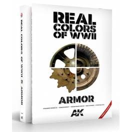 AK-299 Real Colors of  WWII. New 2nd Extendet & Updated version