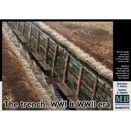 MB-35174 The Trench WWI & WWII