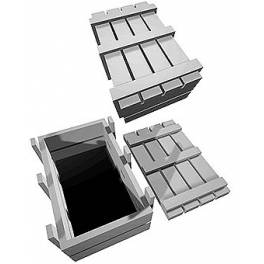 DC-1221 Wooden Ammo Boxes. Set 1