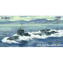 MKM-350-037 Submarine USS Parche (SSN-683) Early version