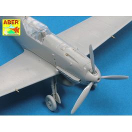 AB-A72003 Armament for German fighter Me 109E-3 to G-4