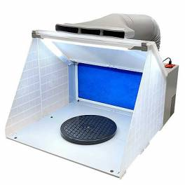 DIS-26153 Extractor Cabin Airbrushing with Led