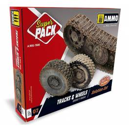 AMIG-7808 Super Pack Mud Effects