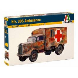 ITA-7055 Kfz. 305 Ambulance