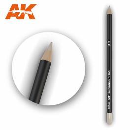 AK-10026 Dust/Rainmarks. Weathering Pencil for Modelling