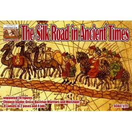 LIN-A008 The Silk Road in Ancient Times