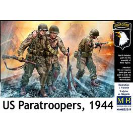MB-35219 US Paratroopers 1944
