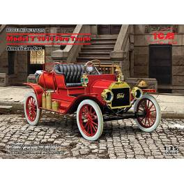 ICM-35605 Ford T Model 1914 Fire Truck