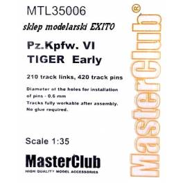 MTL-35006 Metal Tracks for Tiger Early