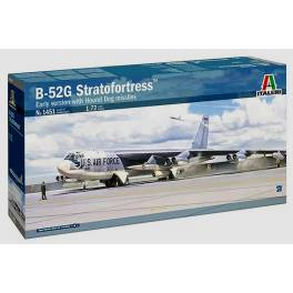 ITA-1451 B-52G Stratofortress - Early version with Houng Dog missiles