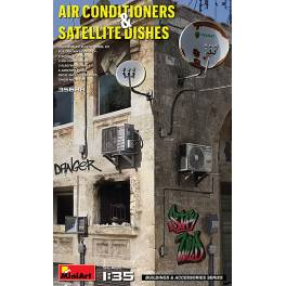 MNA-35638 Air Conditioners and Satellite Dishes
