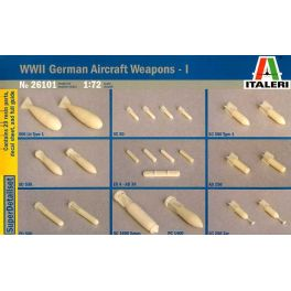 ITA-26101 German Aircraft Weapons (I) WWII